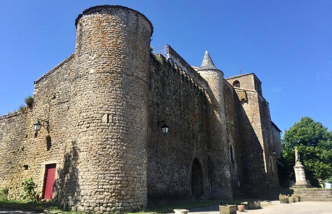 Fort cistercien de St-Jean d'Alcas 3 - Saint-Jean-et-Saint-Paul