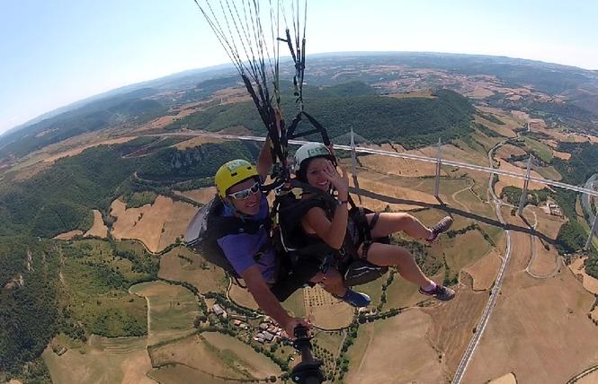Fly Millau Parapente 1 - Millau
