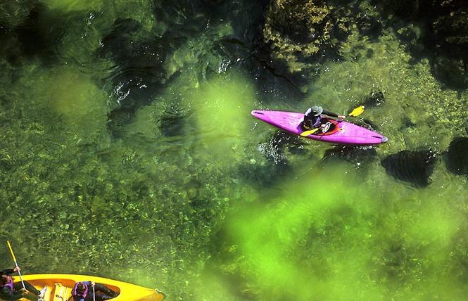 La Maison du Plein Air - Canoë-Kayak 2 - Millau