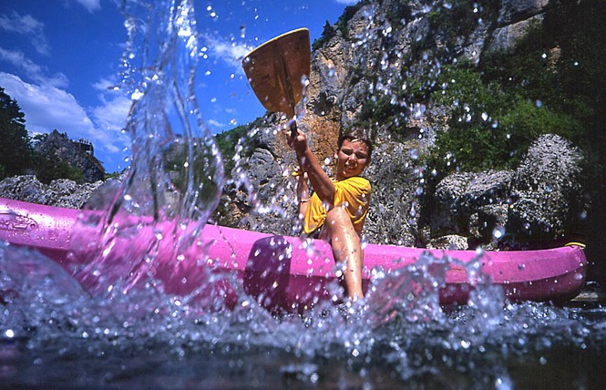La Maison du Plein Air - Canoë-Kayak 3 - Millau