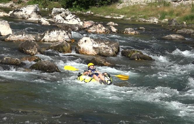 Acroparc du Mas - Canoë - Stand up Paddle et Tubing 2 - Aguessac
