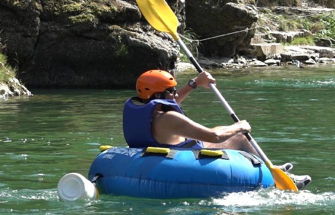 Acroparc du Mas - Canoë - Stand up Paddle et Tubing 3 - Aguessac