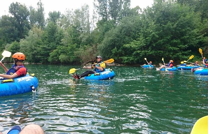 Acroparc du Mas - Canoë - Stand up Paddle et Tubing 5 - Aguessac