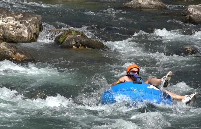 Acroparc du Mas - Canoë - Stand up Paddle et Tubing 6 - Aguessac