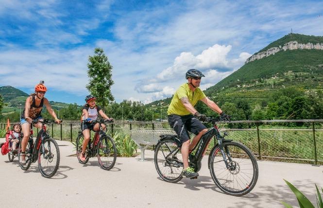 Crazy e-Bike - Location de VTT / VTC électriques 5 - Millau