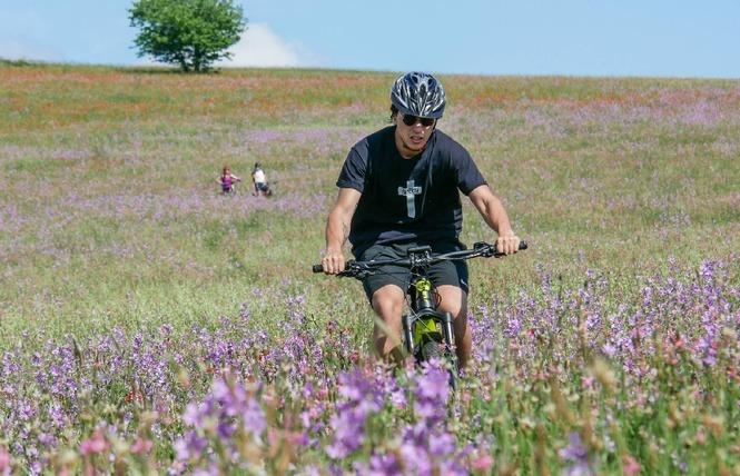 Crazy e-Bike - Location de VTT / VTC électriques 7 - Millau