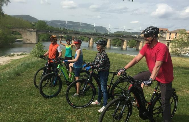 Crazy e-Bike - Location de VTT / VTC électriques 15 - Millau