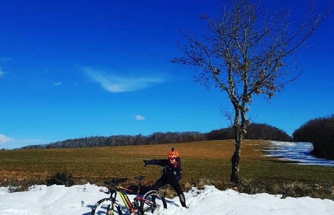 Crazy e-Bike - Location de VTT / VTC électriques 11 - Millau
