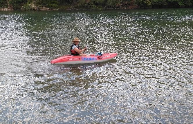Kayaks Franconne - Location de canoës 3 - Millau