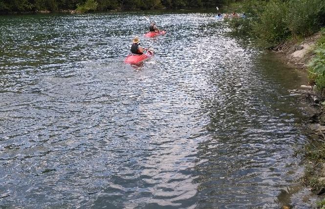 Kayaks Franconne - Location de canoës 5 - Millau