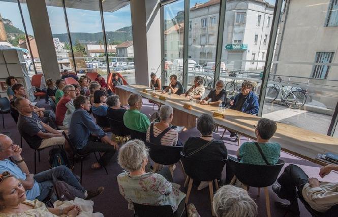 Festival Polar, Vin & Compagnie 2021 8 - Millau