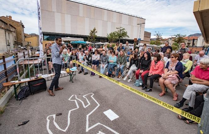 Festival Polar, Vin & Compagnie 2021 3 - Millau
