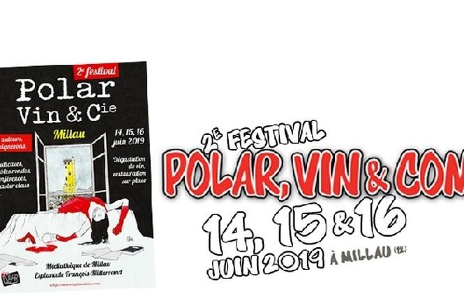 Festival Polar, Vin & Compagnie 2021 2 - Millau