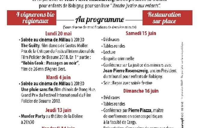 Festival Polar, Vin & Compagnie 2021 12 - Millau