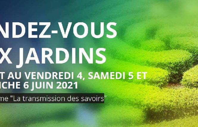 Rendez-vous aux jardins - Hôtel particulier de Sambucy de Sorgue (privé) 1 - Millau