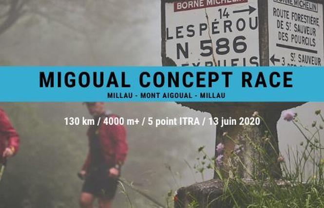 Migoual - Concept Race - Millau, Mont Aigoual, Millau - 2 - Saint-Georges-de-Luzençon