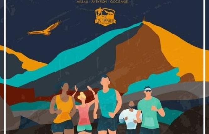 Festival des Templiers (trail) 2021 1 - Millau