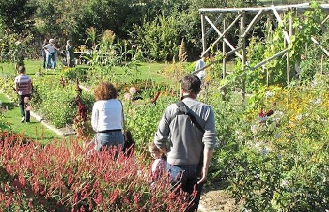 Bienvenue dans mon jardin au naturel 2021 - CPIE 2 - Millau