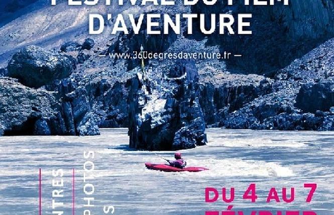 Festival du film d'aventure - 360 degrés d'aventure 1 - Millau