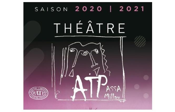 Saison 2020-2021 théâtre ASSA - ATP - ANNULÉ 1 - Millau